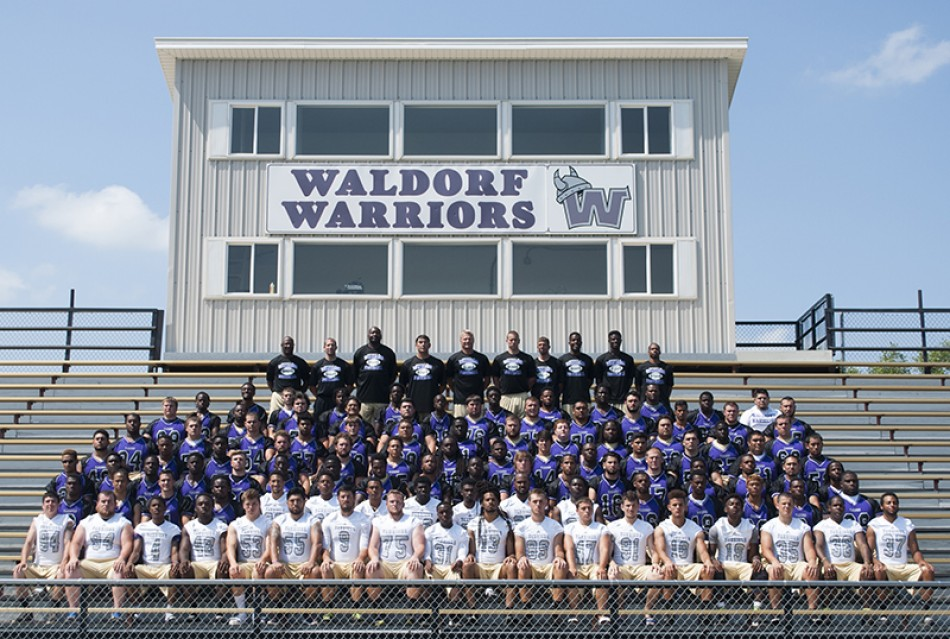 Waldorf University 2015 Football Roster