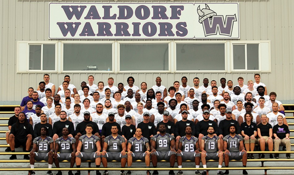 2017 Football Team Photo