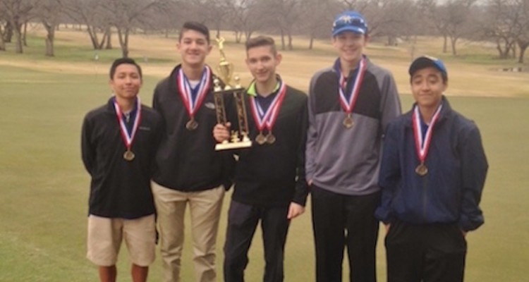 Photo for JV Boy's Golf Collect A Win At Lake Arlington