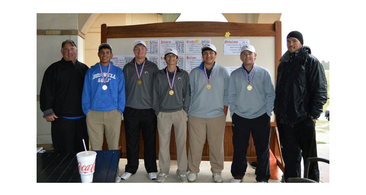 Photo for Boswell Boy's Golf Team Headed To STATE! *VIDEO*
