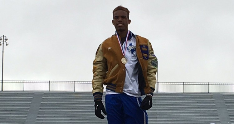 Photo for Jalen Seals Advances To State!