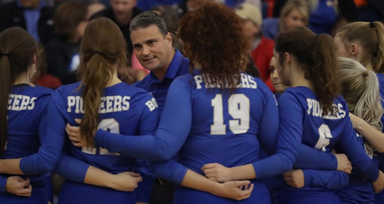 Photo for Boswell Volleyball Falls To Colleyville Heritage In The Regional Quarterfinals