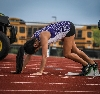 21st Area Track Meet Photo