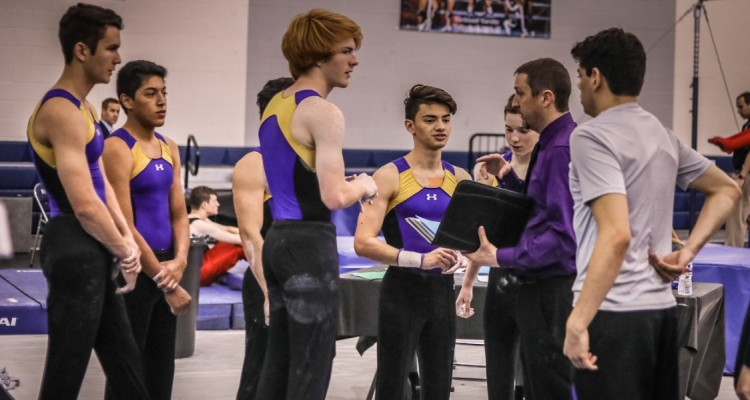 Photo for It's Second Place For Chisholm Trail Boy's Gymnastics At Regionals To Advance To State