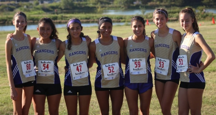 Photo for Lady Ranger Cross Country Take 2nd Place At The Paschal Invitational