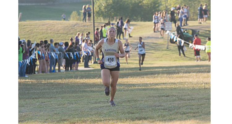 Photo for Ranger Freshman, Sydney Christopher Qualifies For Regional Cross Country