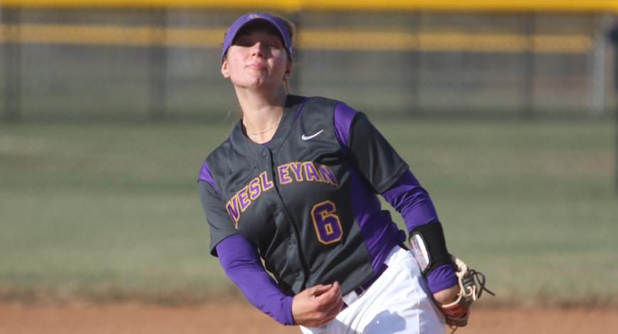 Kansas Wesleyan University 2019 Softball