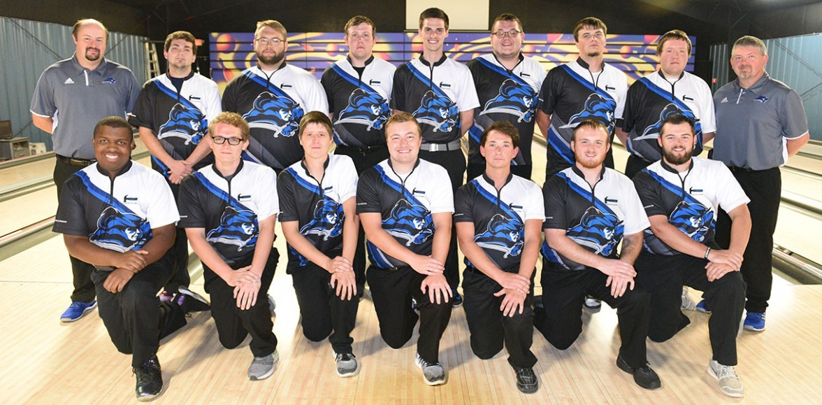 2017-18 Men's Bowling Team Photo