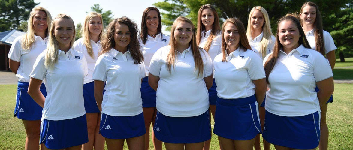 2018 Women's Golf Team Photo
