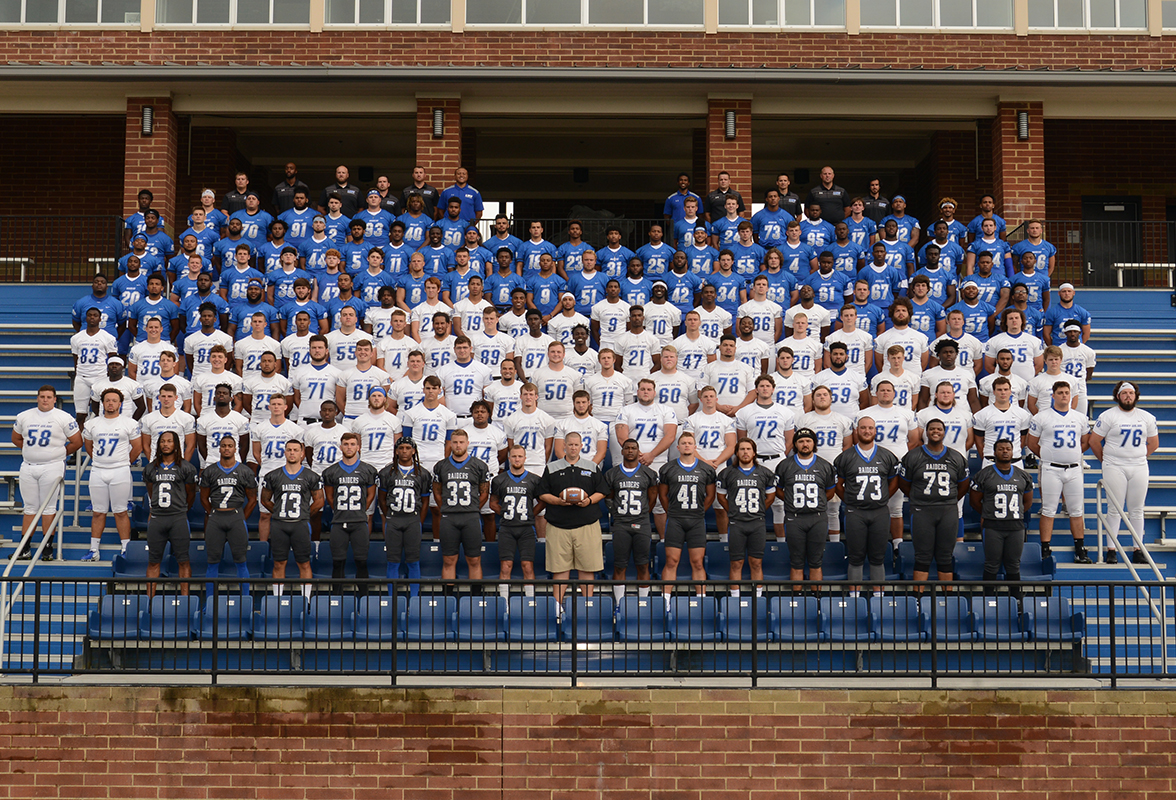 Lindsey Wilson Athletics 2018 Football Roster