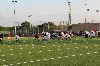 15th Saginaw vs South Hills Scrimmage Photo