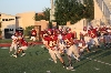20th Saginaw vs Paschal Scrimmage Photo