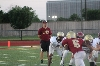 42nd Saginaw vs Paschal Scrimmage Photo
