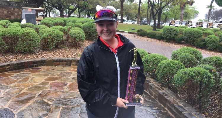 Photo for Jade Staudt Takes 1st At Hearts In The Hill Country