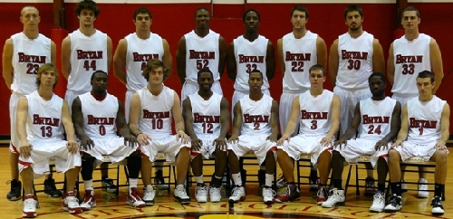2010-11 Men's Basketball Rosters Team Photo