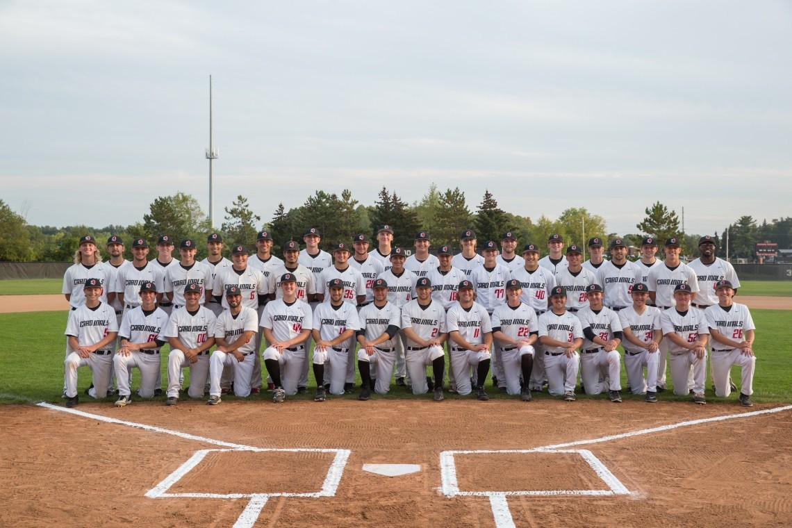 2018 Baseball Team Photo