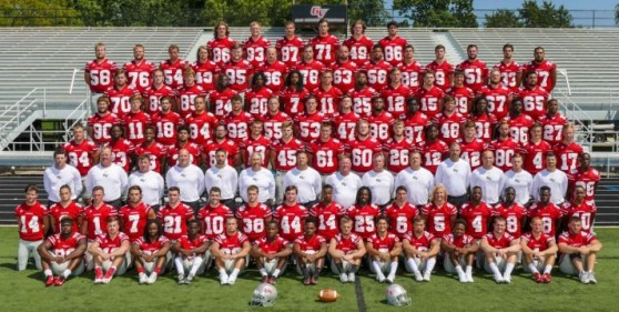 2016 Football Roster Grand View Athletics