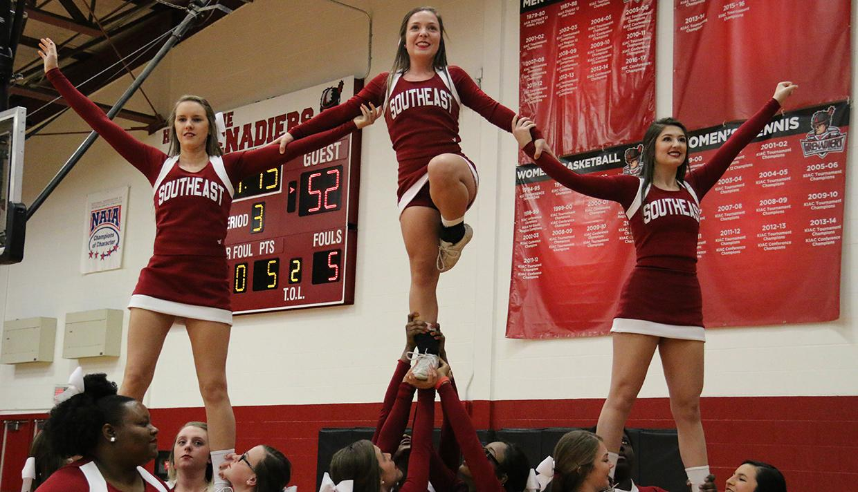 Cheerleading Announces Open Practices Tryout Dates