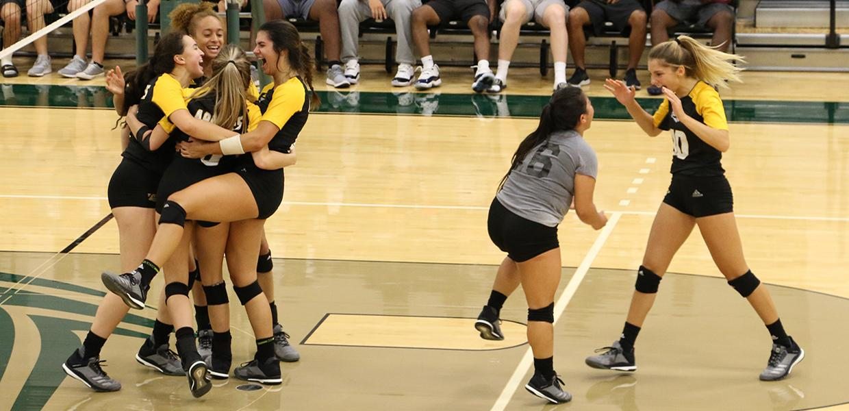 Volleyball Moves Up To 11 In The Latest Njcaa Division I