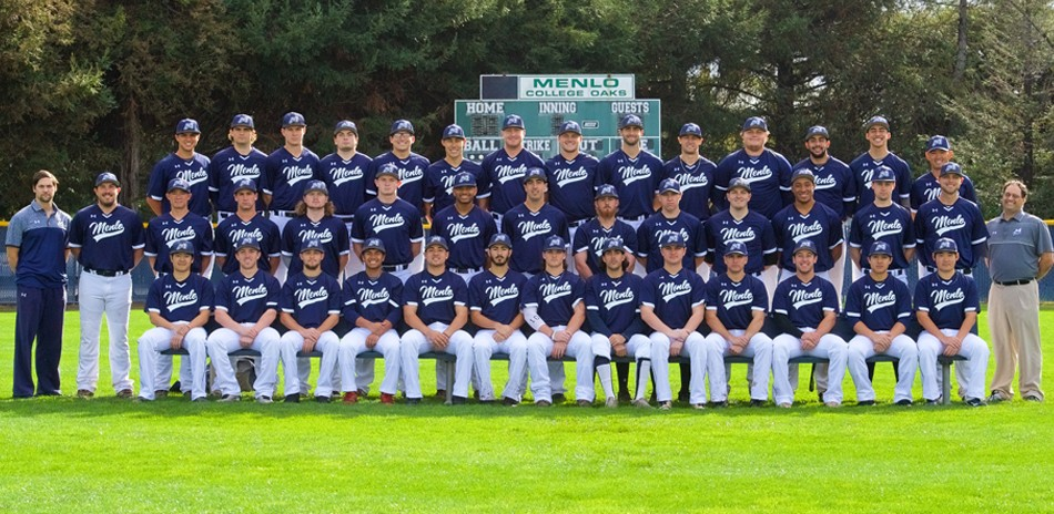 2017 Baseball Roster Team Photo