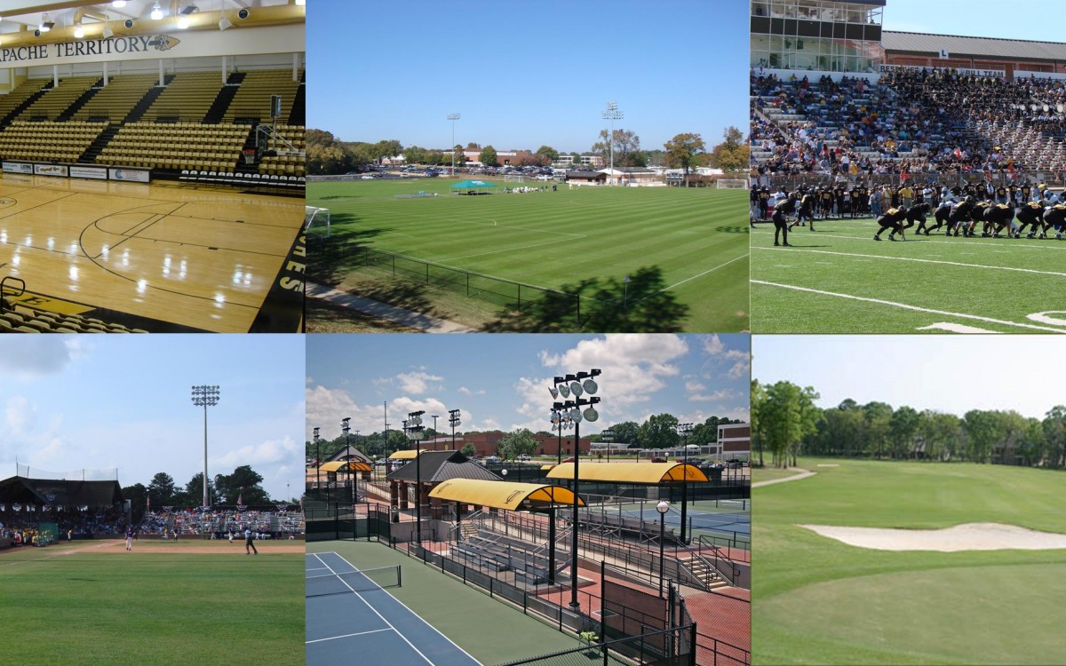 General Information & Rental Information for Apache Sports Facilities