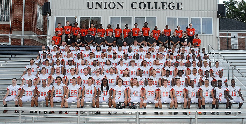 2016 Football Roster Union College Athletics