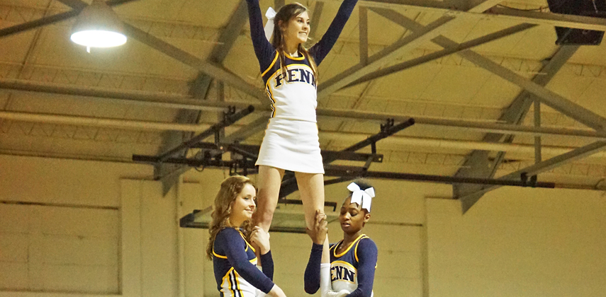 william penn university 2018 19 competitive cheer