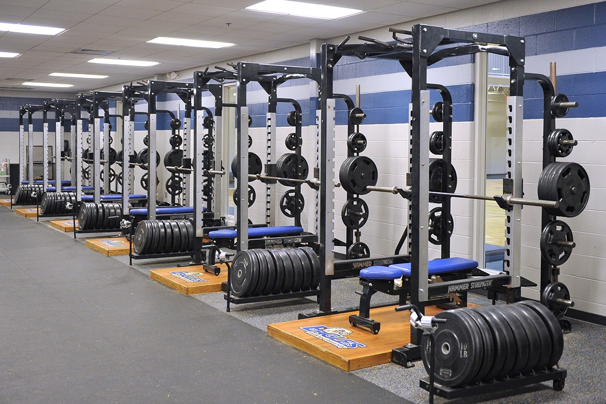 Athletic Weight Room - Faulkner University