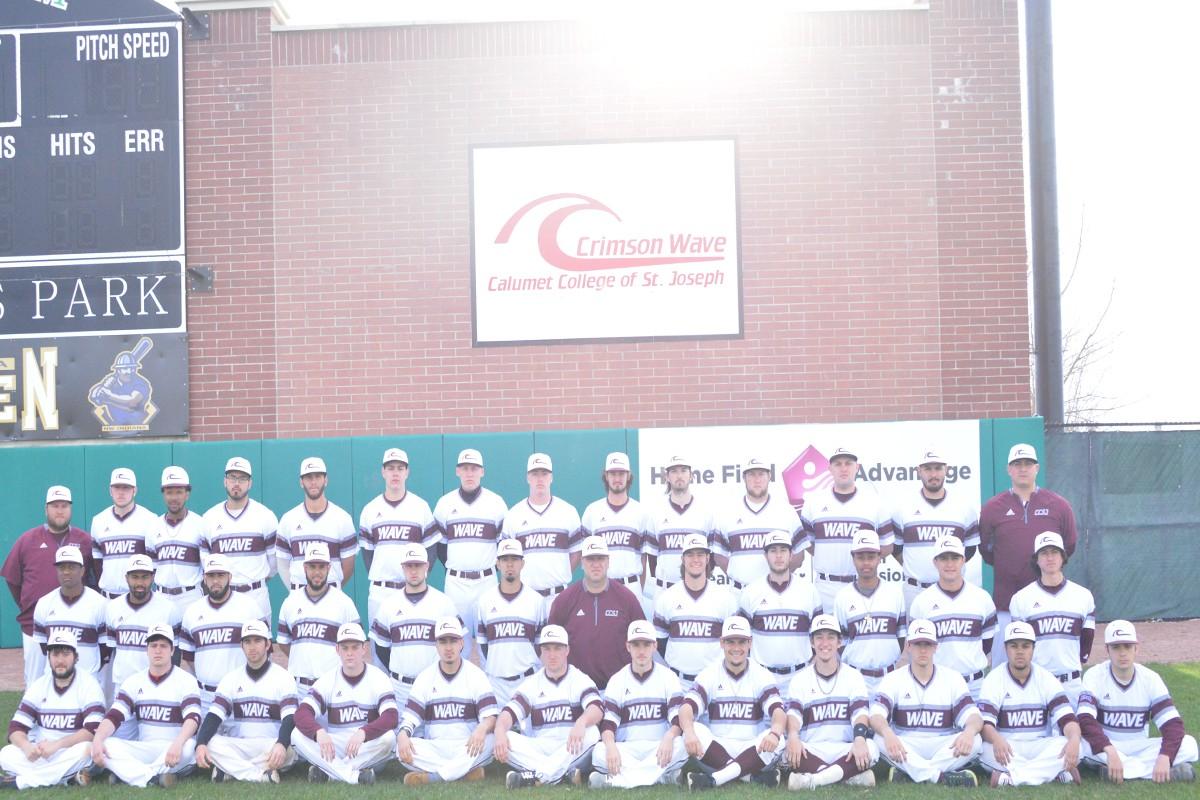 2017 Baseball Roster Calumet College Of St Joseph Indiana