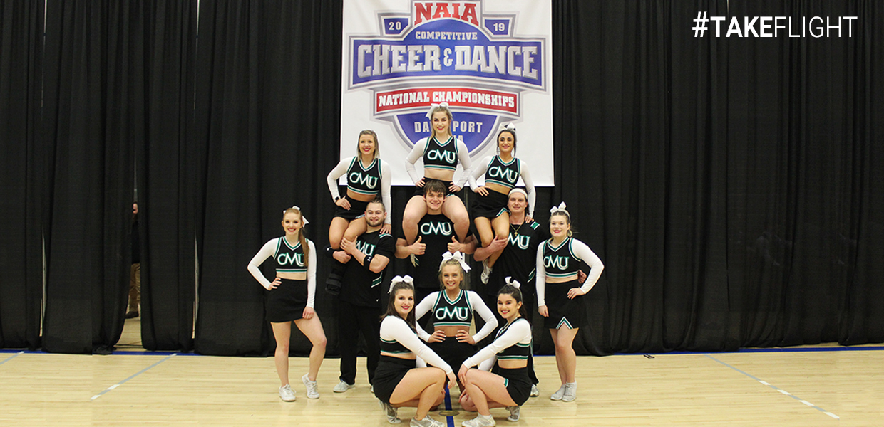 2019-20 Coed Cheer - Central Methodist University Eagles on science map, baseball map, hip hop map, hiking map, curling map, cross country map, basketball map, diving map, triathlon map,