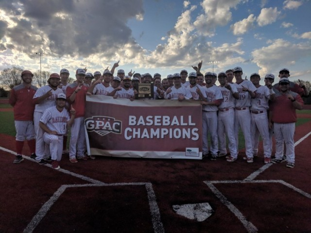 great plains athletic conference 2019 baseball