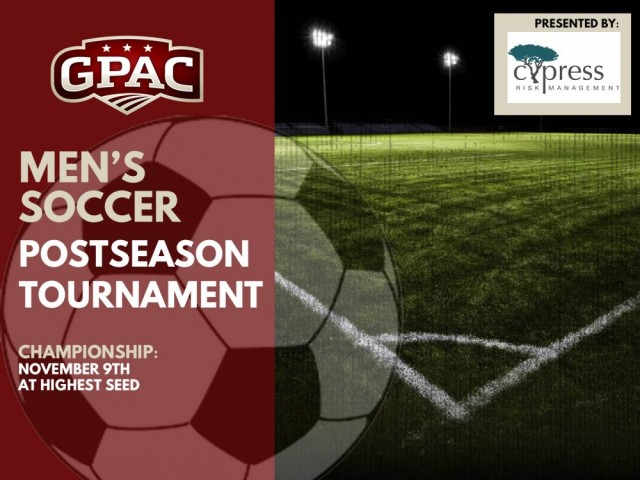 Great Plains Athletic Conference - 2019 Men's Soccer