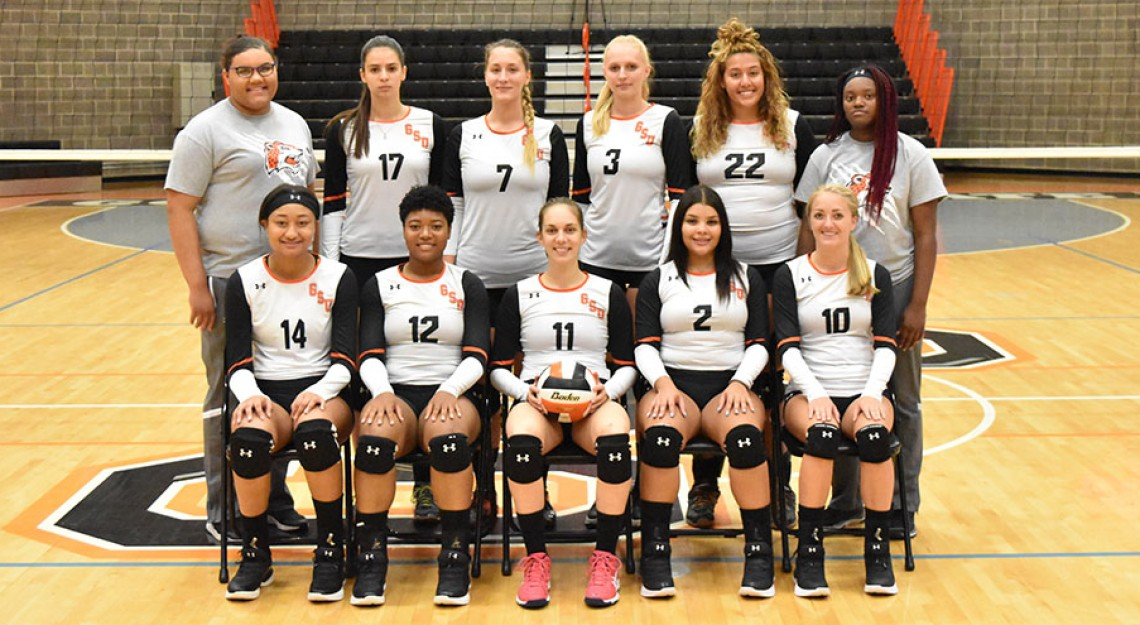 2018 Women's Volleyball Roster   Governors State ...