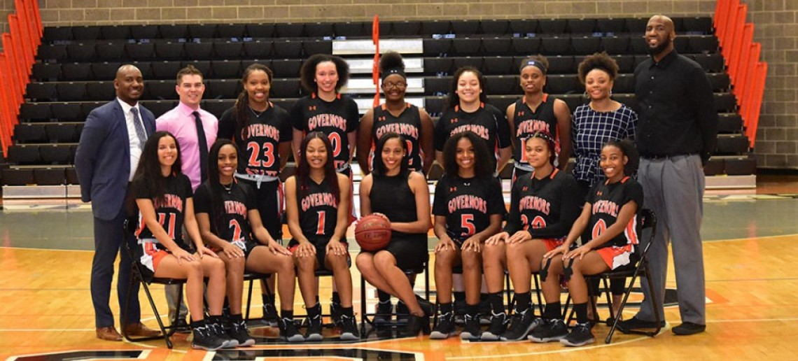 2019 20 Women S Basketball Roster Governors State