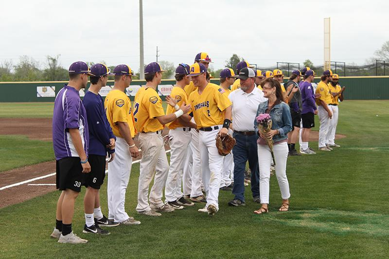Bryce Laird 2018 Baseball Roster | LSUA Generals Athletics