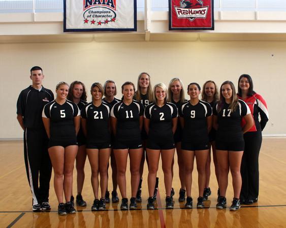 Redhawk Summer Volleyball Indiana University Northwest Athletics