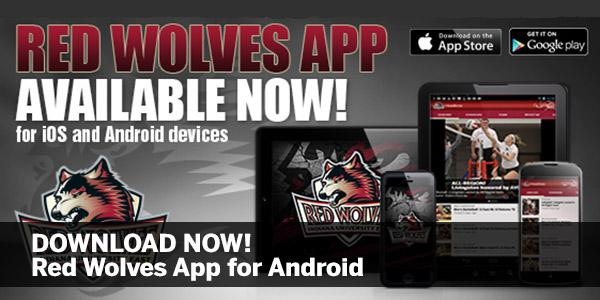 DOWNLOAD NOW! Red Wolves App for Android | Indiana