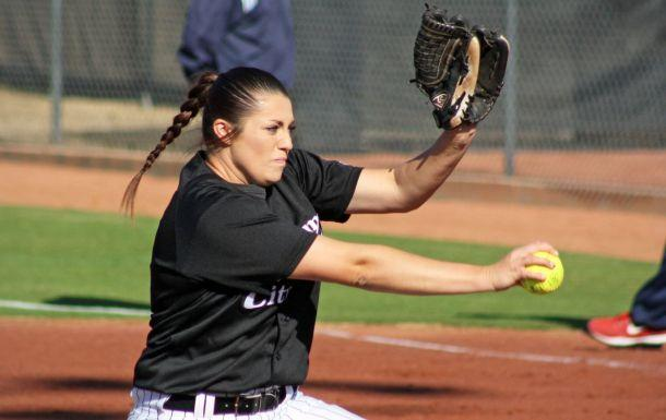 Stars' Wall Reels in NAIA Pitcher of Week   Sooner Athletic Conference