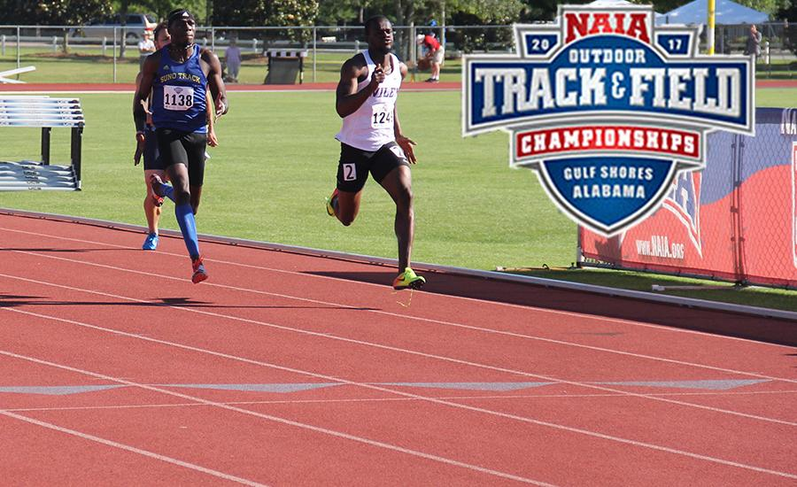 No  3 Wildcats send three to 200-meter dash final | Wiley