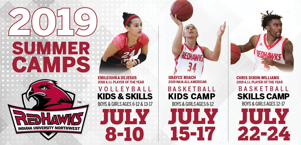 Registration Open For Redhawks Summer Youth Sports Camps Indiana University Northwest Athletics