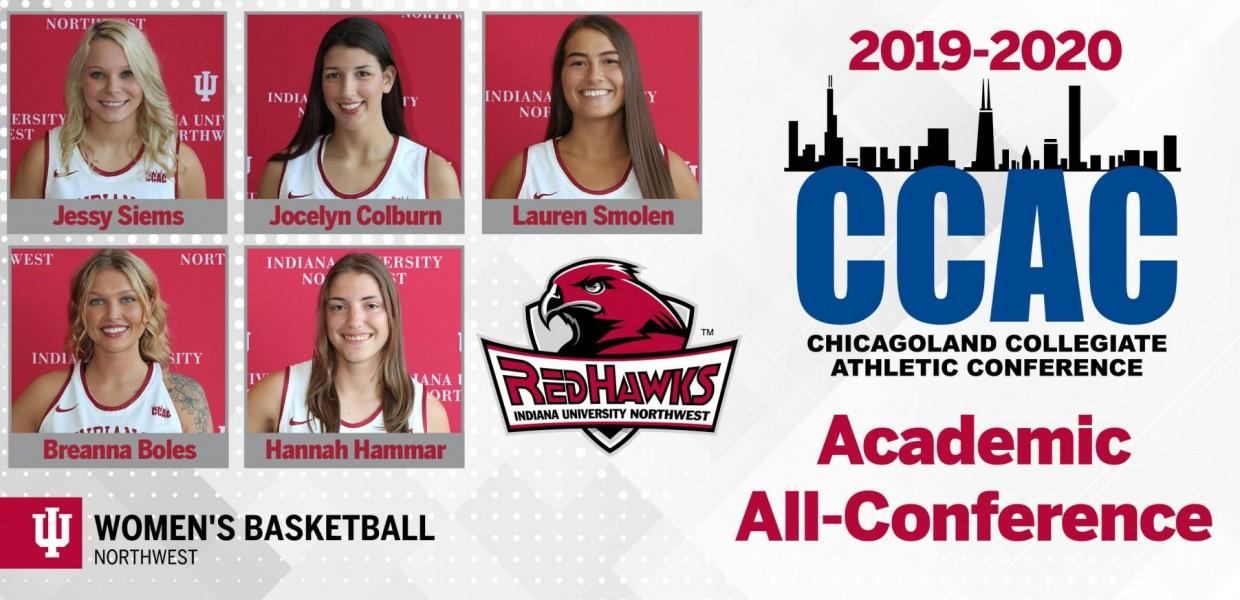 Ccac Christmas Break 2020 Five IUN Women's Basketball Players Named to CCAC Winter All