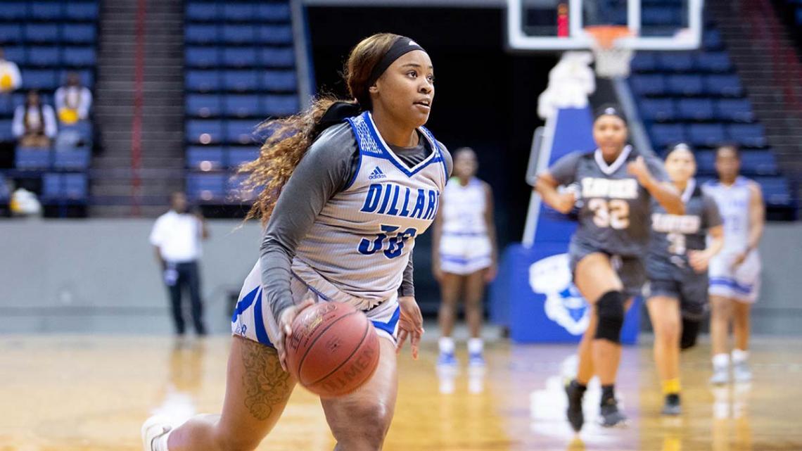 2020 21 Women S Basketball Dillard University Athletics