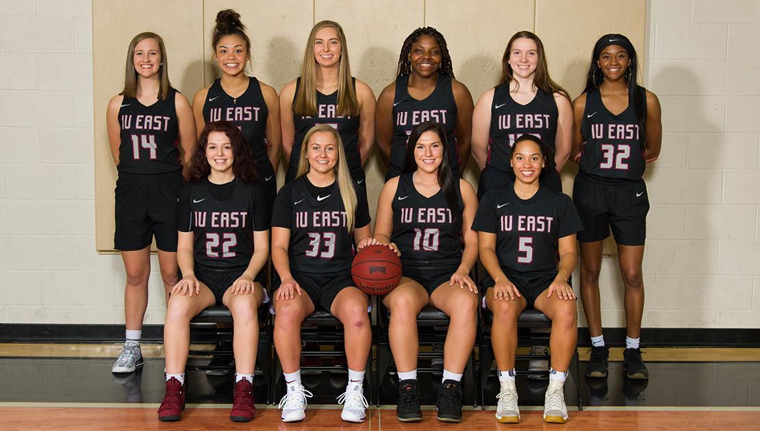 2019 20 Women S Basketball Roster Indiana University East Athletics