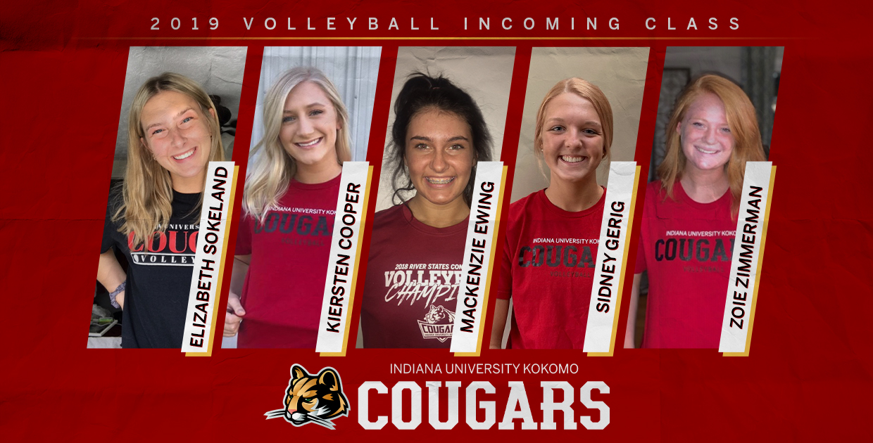 IU Kokomo - 2019 Volleyball