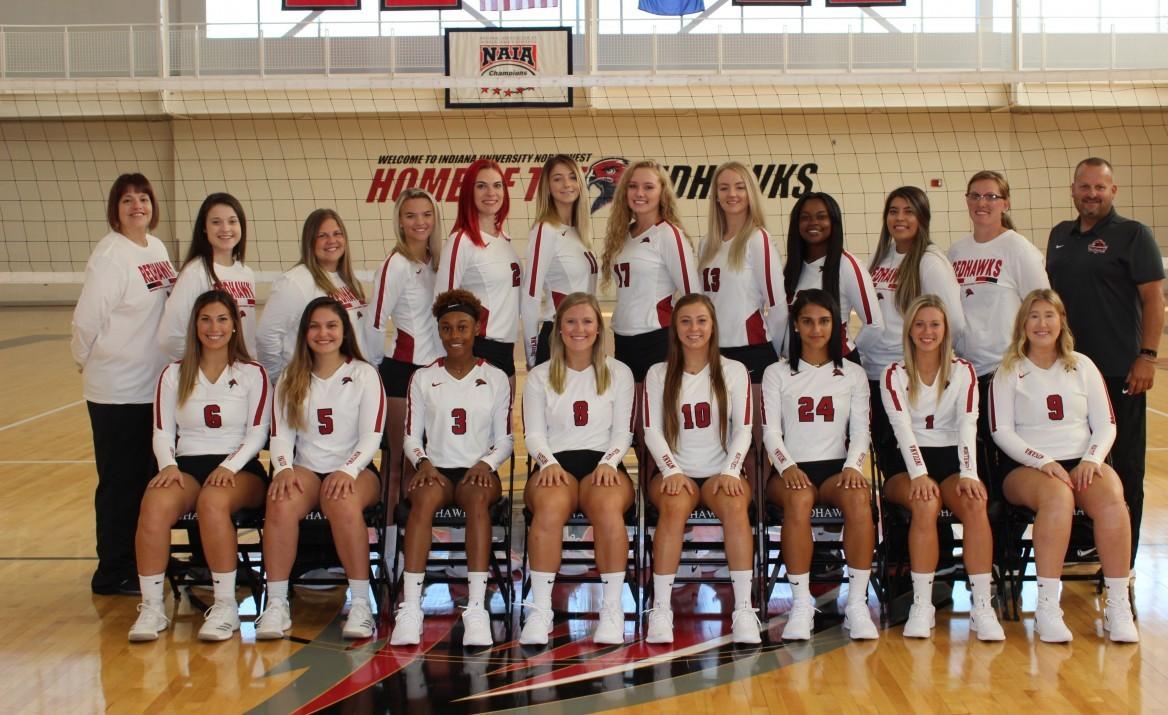 2019 20 Volleyball Roster Indiana University Northwest Athletics
