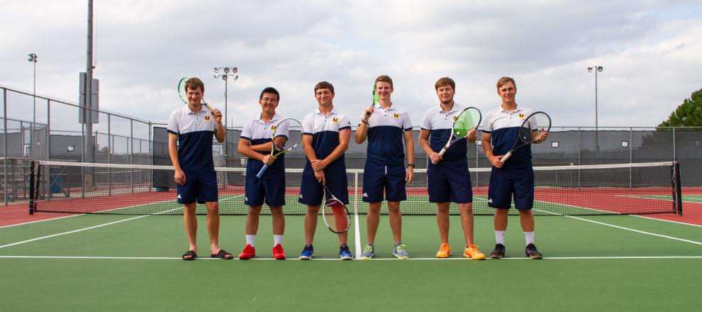Mount Marty College >> Mount Marty College 2020 Men S Tennis