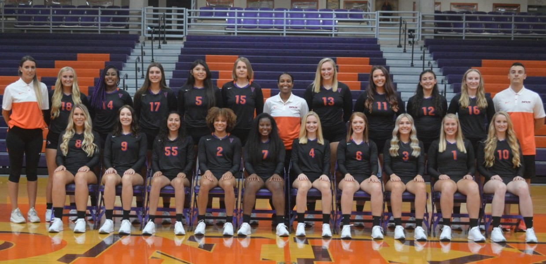 2019 Volleyball Roster Missouri Valley College