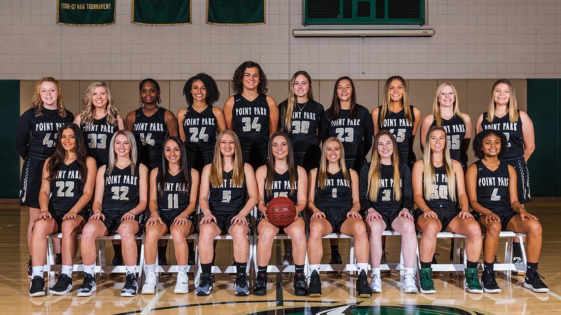 2019 20 Women S Basketball Roster Point Park University Pennsylvania Athletics