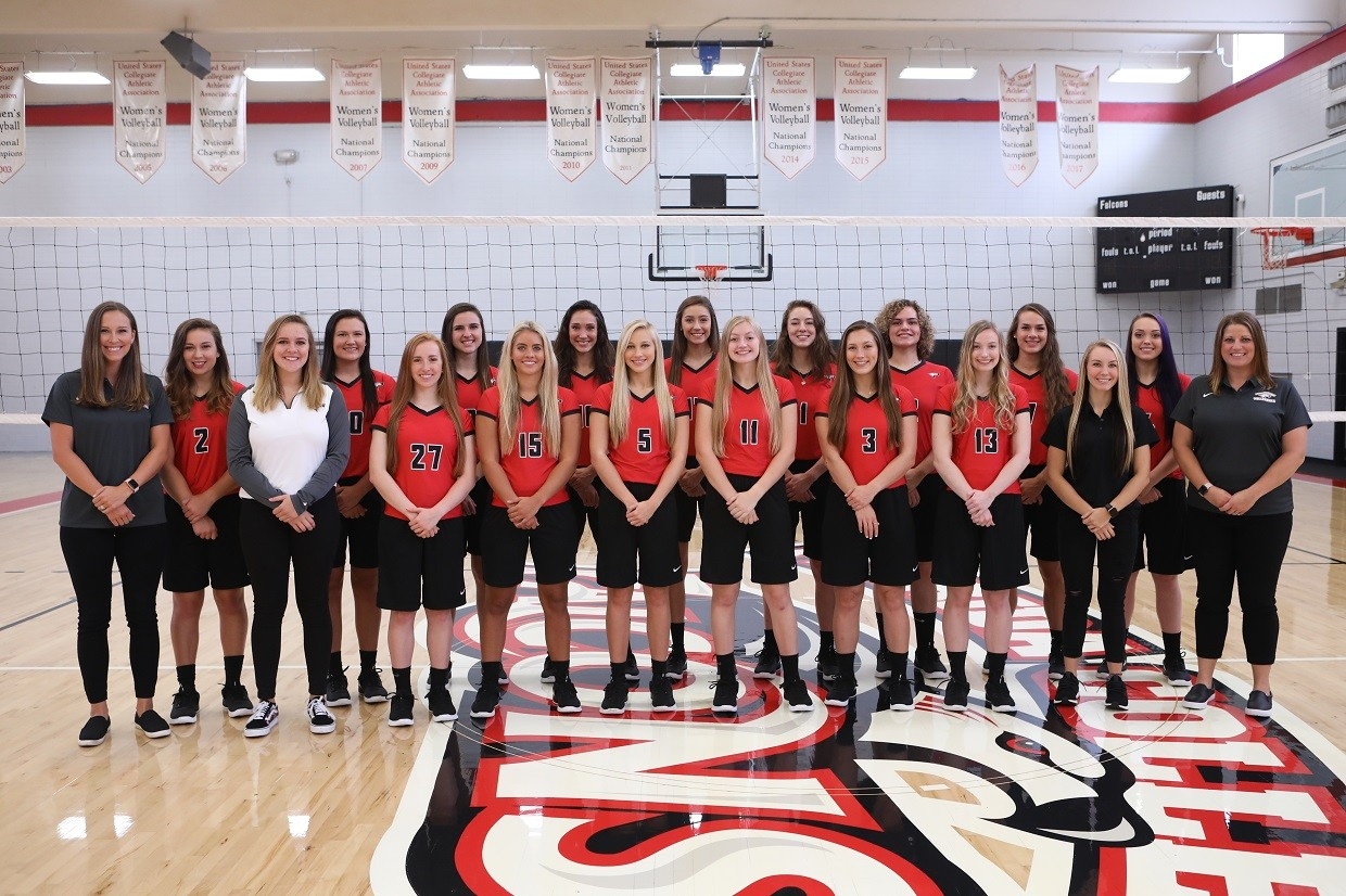 2019 Volleyball Roster Florida College Athletics