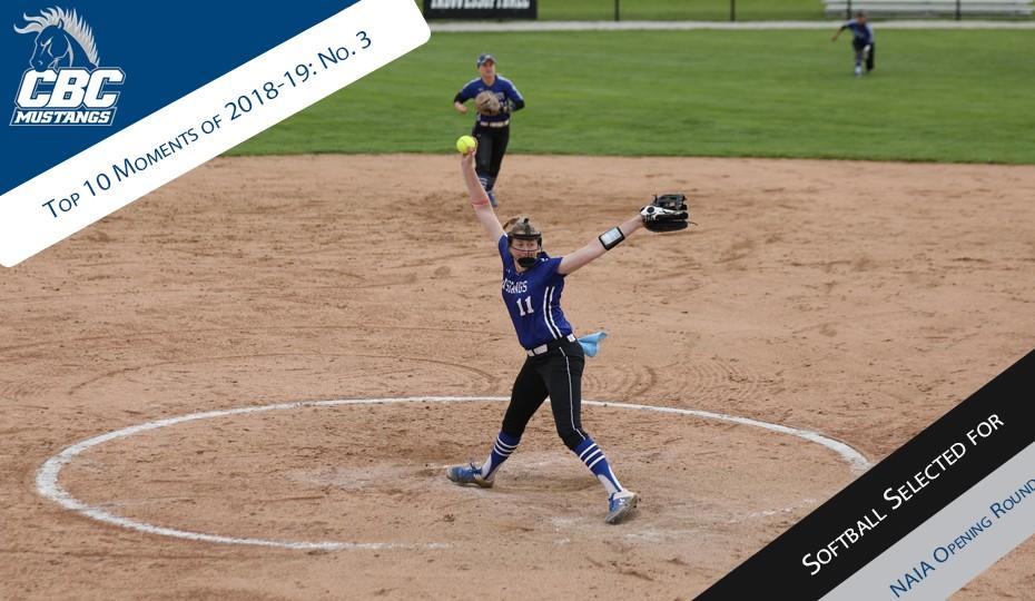 Central Baptist College - 2020 Softball